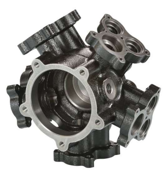 Cylinder Housing-Ductile Iron, 3.2Kg