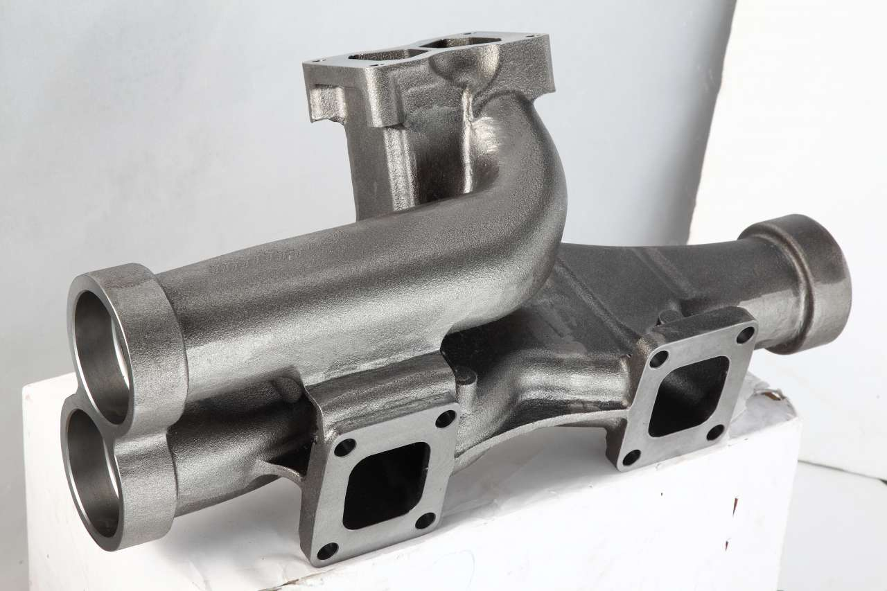 Manifold Exhaust-High Silicon Moly (HiSiMo), 24Kg