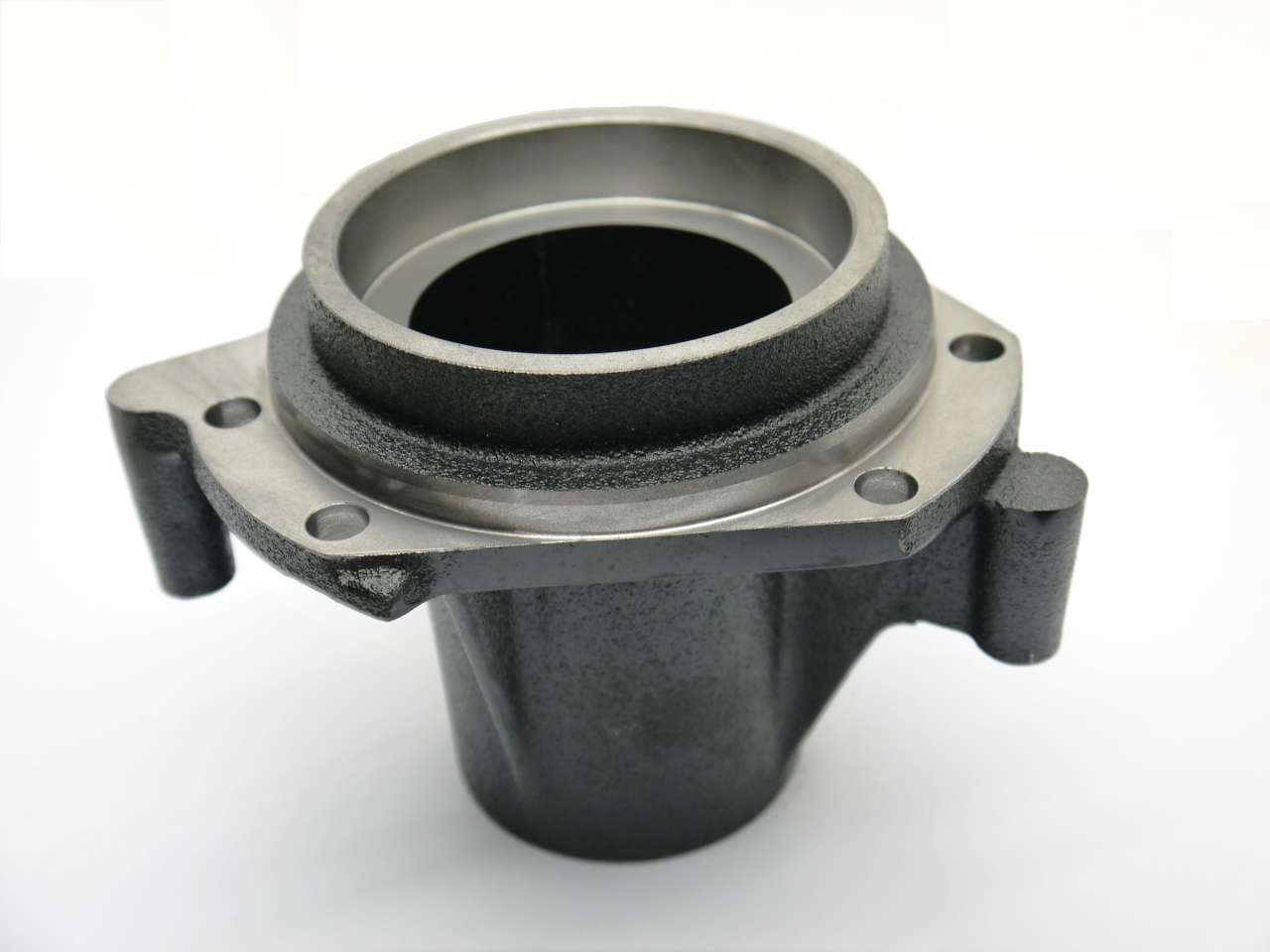 Bearing Bracket-Grey Iron, 2Kg